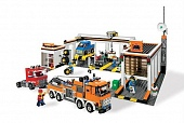 Lego City 7642 Garage Гараж