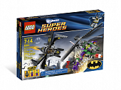 Lego Super Heroes 6863 Batwing Battle Over Gotham City