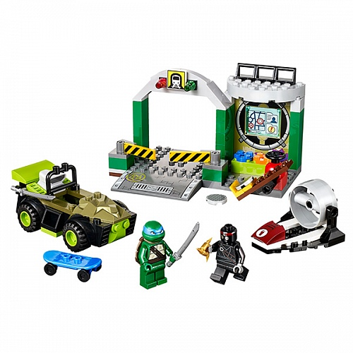 Lego Juniors 10669 Turtle Lair