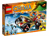 Lego Legends of Сhima 70135 Cragger's Fire Striker
