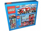Lego City 66174 Fire Value Pack