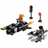 Lego Space Police 5970 Freeze Ray Frenzy