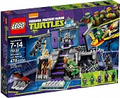 Lego Ninja Turtles 79122 Shredder's Lair Rescue