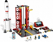 Lego City 3368 Space Center Космодром