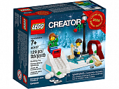 Lego Creator 40107 Ice Skating