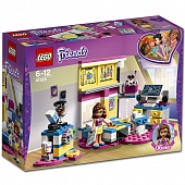 Lego Friends 41329 Спальня Оливии