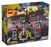 Lego Batman Movie 70922 Поместье Джокера