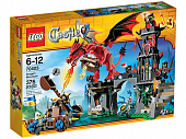 Lego Castle 70403 Dragon Mountain Драконья гора