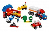 Lego 5489 Ultimate LEGO Vehicle Building Set