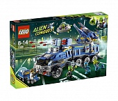 Lego Alien Conquest 7066 Earth Defence HQ Земной защитник