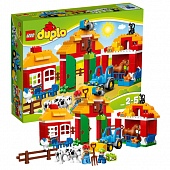 Lego Duplo 10525 Big Farm Большая ферма