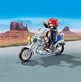 Playmobil 5526pm Коллекция мотоциклов: Мотоцикл орел