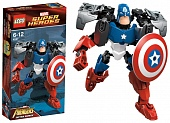 Lego Super Heroes 4597 Captain America Капитан Америка