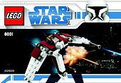 Lego Star Wars 8031 V-19 Torrent