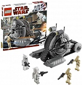 Lego Star Wars 7748 Corporate Alliance Tank DroidТанк-дроид Сепаратистов
