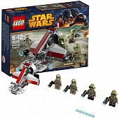 Lego Star Wars 75035 Kashyyyk Troopers Воины Кашиик
