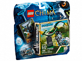 Lego Legends of Сhima 70109 Whirling Vines Вихревые Стебли