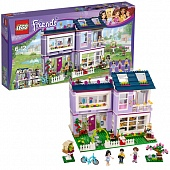 Lego Friends 41095 Emma's House Дом Эммы