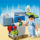Playmobil 5271pm Отель: Уборщица номеров