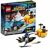 Lego Super Heroes 76010 LEGO Batman: The Penguin Face of fПоявление Пингвина