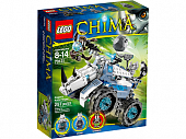 Lego Legends of Сhima 70131 Rogon's Rock Flinger Камнемет Рогона