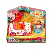 Кукла Mini Lalaloopsy 516903 в автомобиле р/у