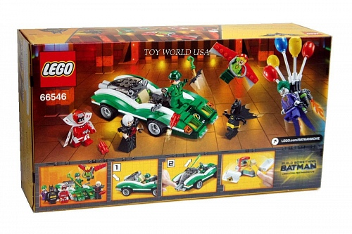 Lego Batman Movie 66546 Super pack 2-in-1
