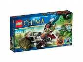 Lego Legends of Сhima 70001 Crawley's Reptile Gripper Потрошитель Кроули