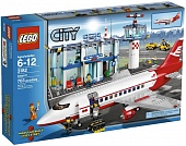 Lego City 3182 Airport Аэропорт