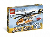 Lego Creator 7345 Transport Chopper Транспортный вертолёт