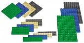 Lego Duplo 9079 Duplo Small Building Plates Set