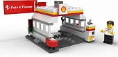 Lego Racers 40195 Shell Station