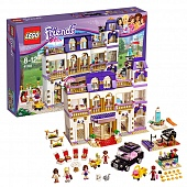 Lego Friends 41101 Heartlake Grand Hotel Гранд отель