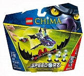 Lego Legends of Сhima 70137 Bat Strike