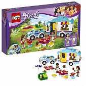 Lego Friends 41034 Summer Caravan Летний фургон