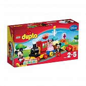 Lego Duplo 10597 Mickey & Minnie Birthday Parade