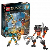 Lego Bionicle 70795 Mask Maker vs. Skull Grinder