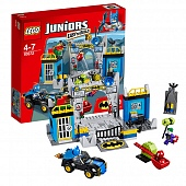 Lego Juniors 10672 Batman: Defend the Batcave Оборона Бэтпещеры