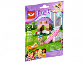 Lego Friends 41025 Puppy's Playhouse Будка щенка