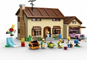 Lego Simpsons 71006 The Simpsons House Дом Симпсонов