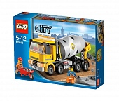 Lego City 60018 Cement Mixer Бетономешалка