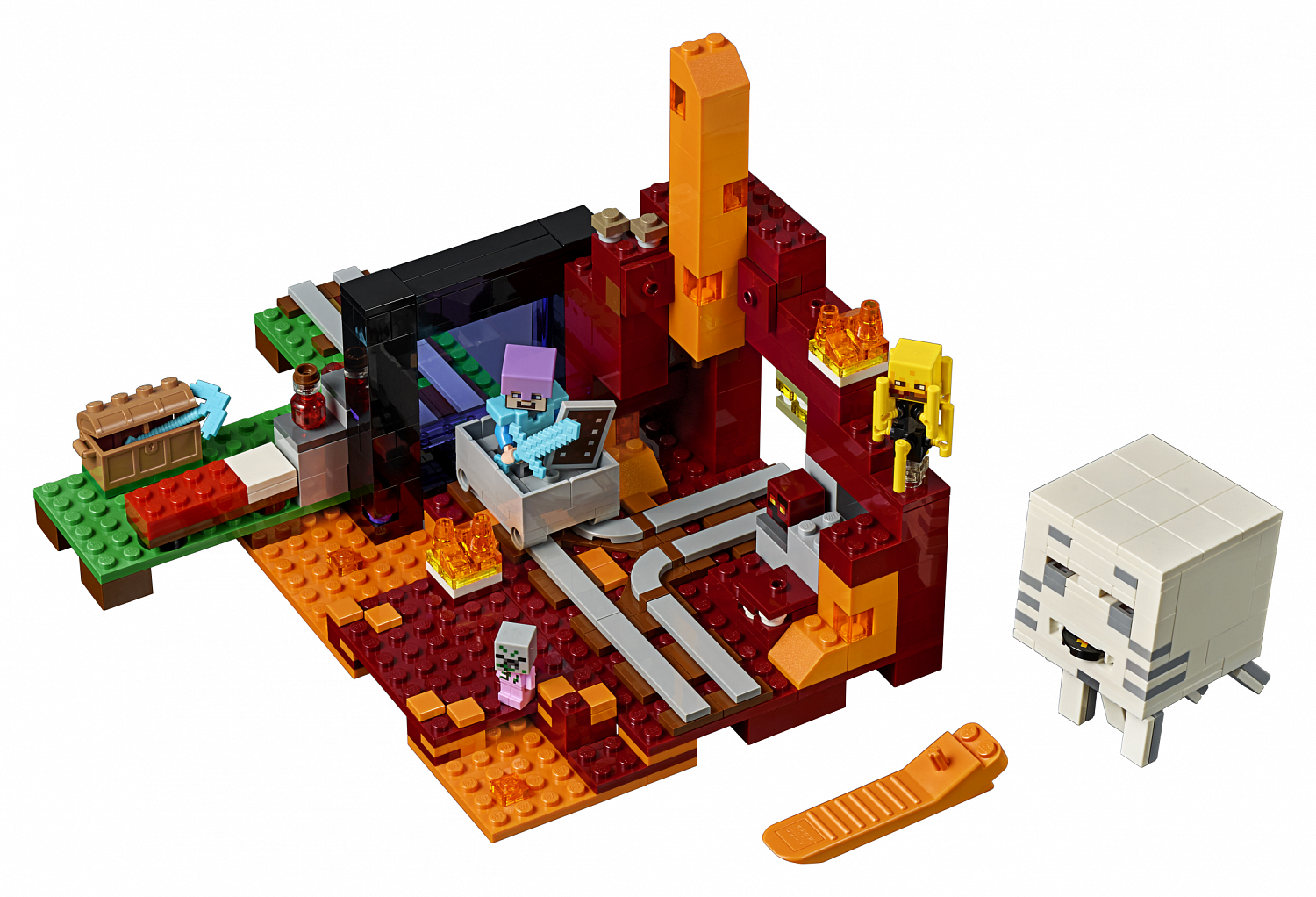 Lego Minecraft 21143 The Nether Portal