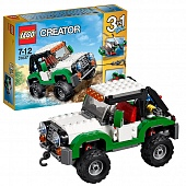 Lego Creator 31037 Adventure Vehicles