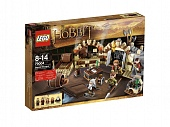 Lego Hobbit  79004 Barrel Escape Побег