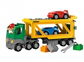 Lego Duplo 5684 Car Transporter Автовоз