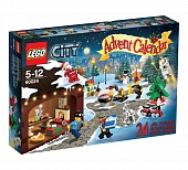 Lego City 60024 City Advent Calendar