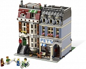 Lego Exclusive 10218 Pet Shop Зоомагазин