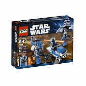 Lego Star Wars 7914 Mandalorian Battle Pack Боевой отряд Мандалориан