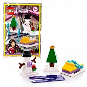 Lego Friends 561512 Снеговик