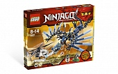 Lego Ninjago 2521 Lightning Dragon Battle